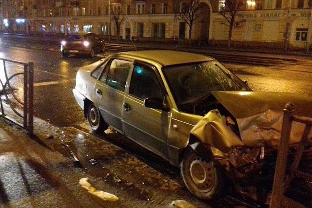 В Казани пьяный уфимец устроил страшное ДТП