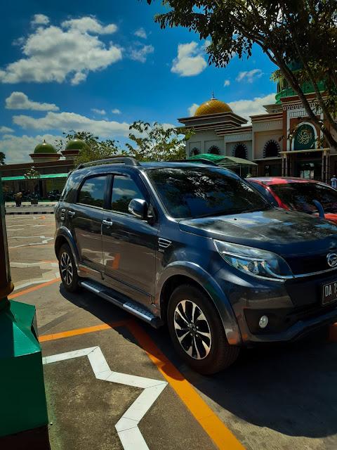 8 Bulan mengendarai Daihatsu Terios 2015