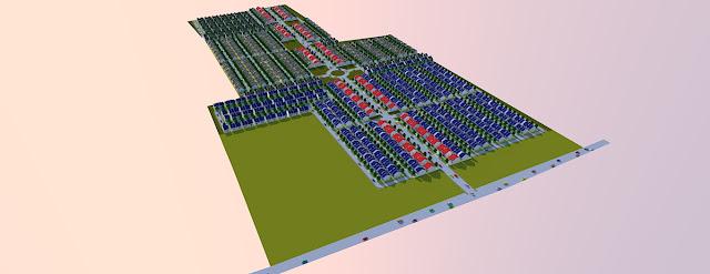 rencana kawasan permukiman