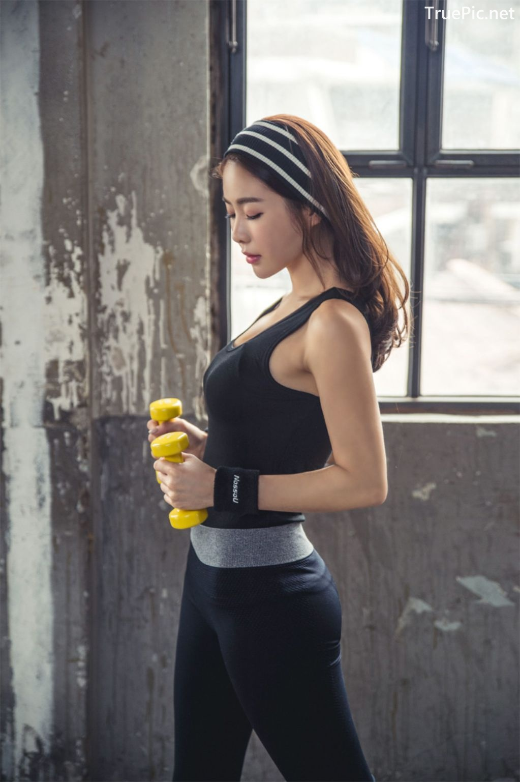 Image Korean Beautiful Model - An Seo Rin - Fitness Fashion Photography - TruePic.net - Picture-5