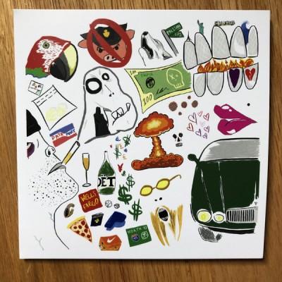 Crimeapple - Jaguar on Palisade (EP) (2020) - Album Download, Itunes Cover, Official Cover, Album CD Cover Art, Tracklist, 320KBPS, Zip album