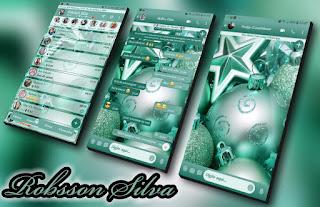 Star & Ball Theme For YOWhatsApp & Fouad WhatsApp By Robsson