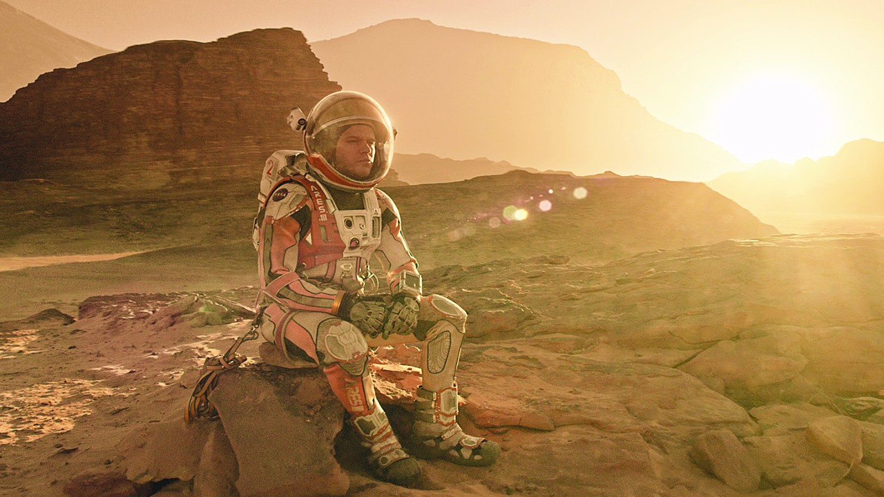 Donald Trump: «Tenemos que llegar a Marte antes de que termine mi mandato o en el próximo»