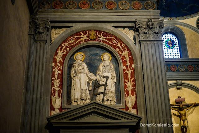Sagrestia Vecchia Donatello, San Lorenzo