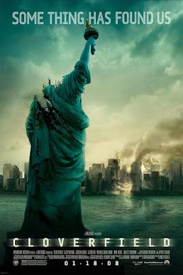 Póster película Cloverfield - 2008