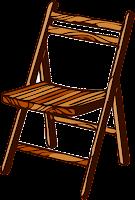 gambar kursi contoh karya 3 dimensi