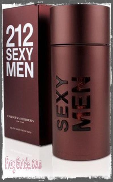 عطر 212 SEXY MEN للرجال من كارولينا هيريرا | عطر رجالي مثير للنساء