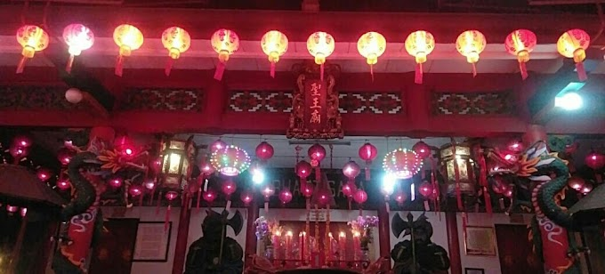 Perayaan Hari Raya Imlek 2021, Tan Tjong Boe: Kita Harus Bangkit dari Keterpurukan Ekonomi Pascapandemi