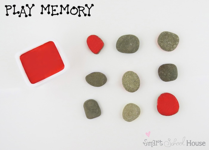 Memory Game for Teaching Colors