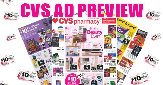 CVS Ad Scan 9-20 to 9-26