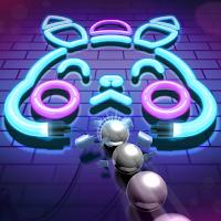 Neon n Balls Mod Apk