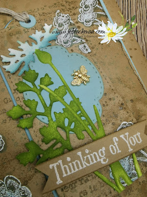 Quiet Meadow, Monday Mashup, Stampin' Up!