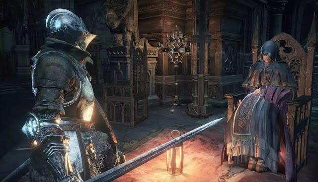 BloodSouls mod Has Added Bloodborne's hunters to Dark Souls