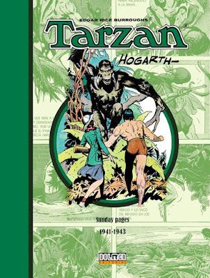 Tarzan vol. 3 (1941-1943) - Edgar Rice Burroughs/HOGARTH (2019)