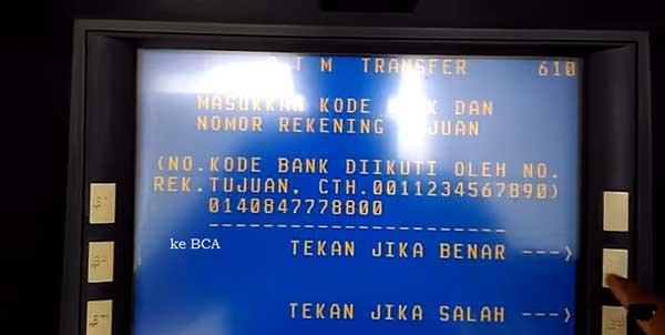 Solusi Salah Transfer Rekening BNI