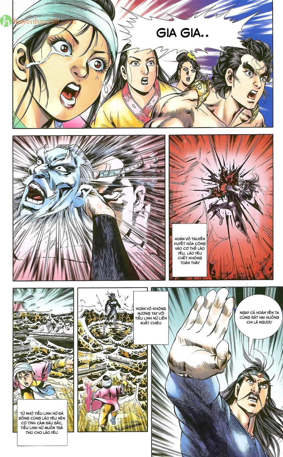 Tần Vương Doanh Chính chapter 28 trang 16