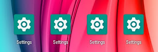 Gmail id settings