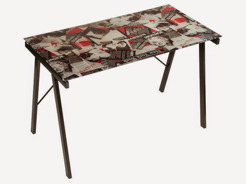 mesa juvenil escritorio, mesa despacho metal
