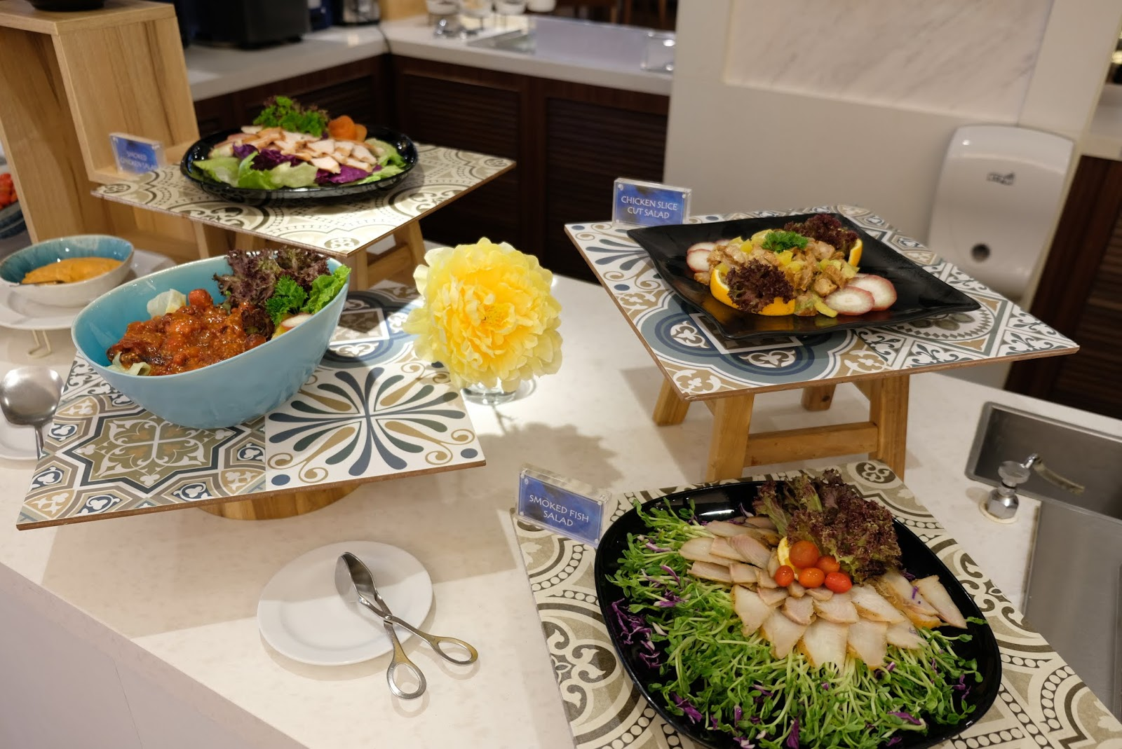 Evergreen Laurel Hotel Penang Daily Buffet with 45% off for every second adult purchase