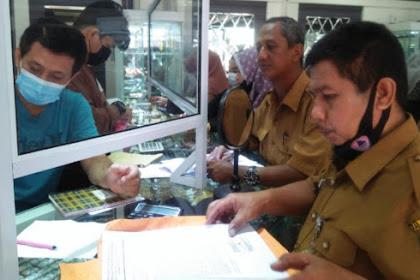 Pastikan Keakuratan Timbangan Pedagang, Disdagtri Inhil Lakukan Pendataan Pelayanan dan Pengawasan Alat UTTP