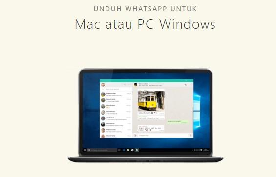 Cara Instal WhatsApp Di PC Untuk Sistem OS Windows 8