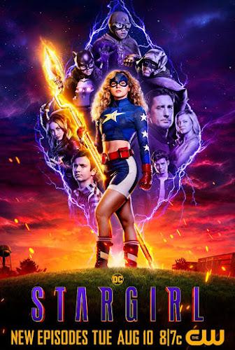 Stargirl Temporada 2 (Web-DL 720p Ingles Subtitulada)