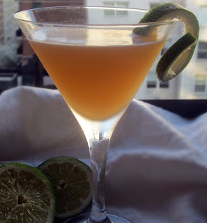Springtime Martini