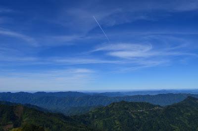 Reiek peak of Mizoram