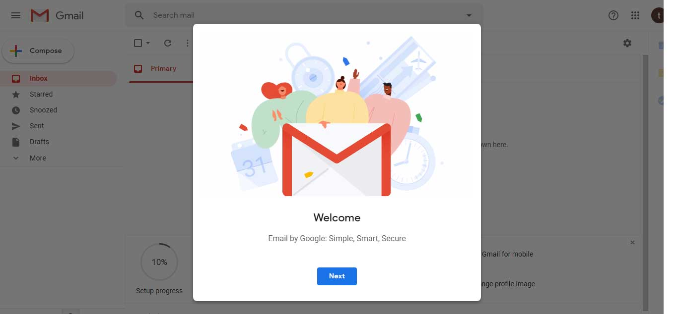 Create Gmail Account And Google Account | Quick And Easy | 2019
