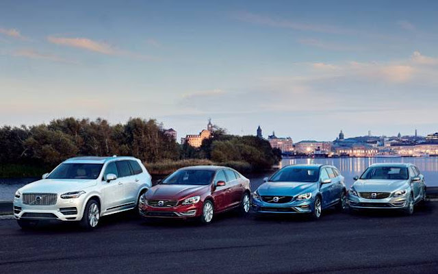 Volvo Revises Prices For All Its Cars In India