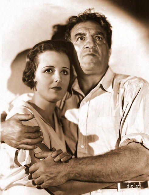 1931. Mary Astor, Louis Wolheim - The sin ship