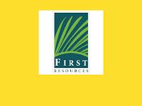 Lowongan Kerja First Resources 18 Januari 2020