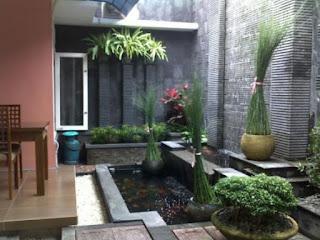 Contoh Gambar Desain Taman Rumah Minimalis 02
