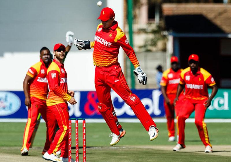 Zimbabwe cricket tour to Afghanistan