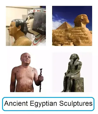 Ancient Egyptian Sculptures