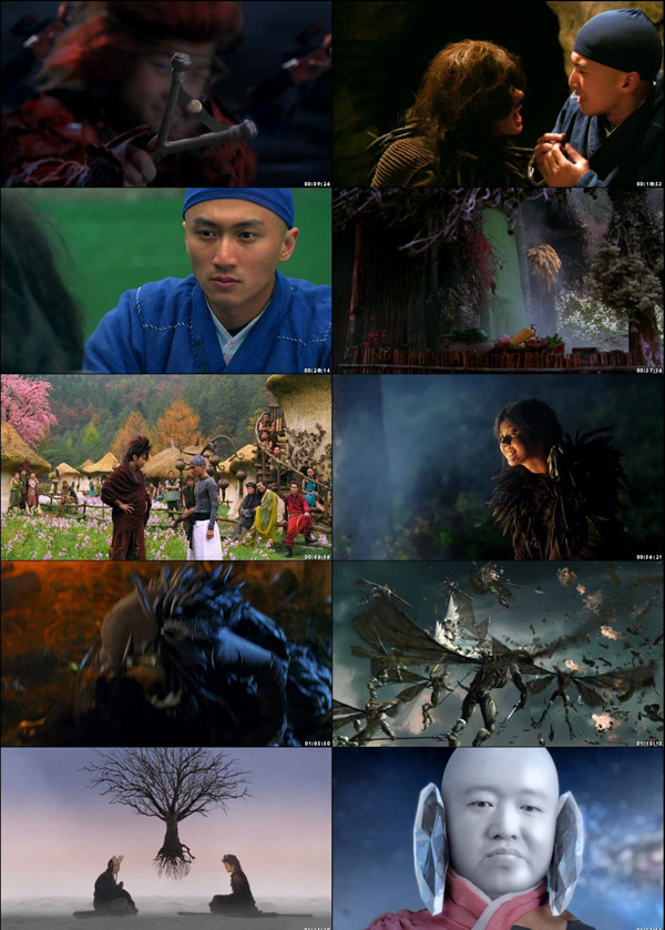 Download A Chinese Tall Story 2005 Dual Audio ORG Hindi BluRay 480p 300MB movie