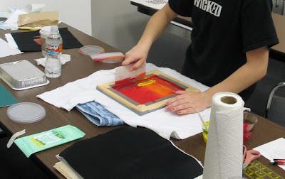 Serigrafia professor tim - Estampar camisetas en casa ...