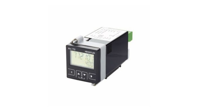 Hengstler Tachometers Tico 772