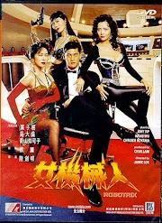 Nữ Cảnh Sát Người Máy | Robotrix (1991)