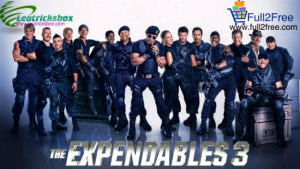 The Expendables 3 (2014) HD 720p Dual Audio [Hindi-English]