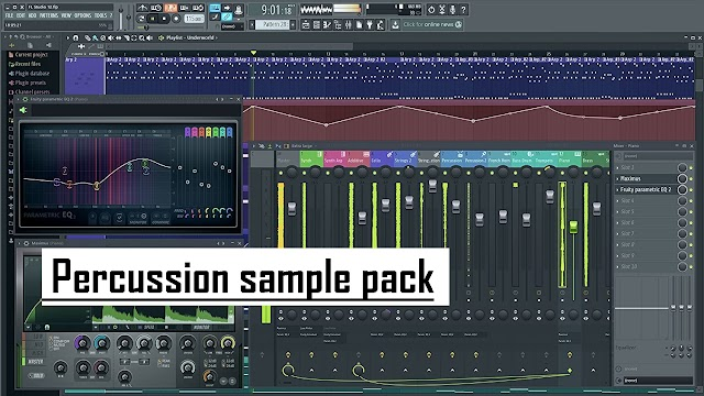 Percussion sample pack free download