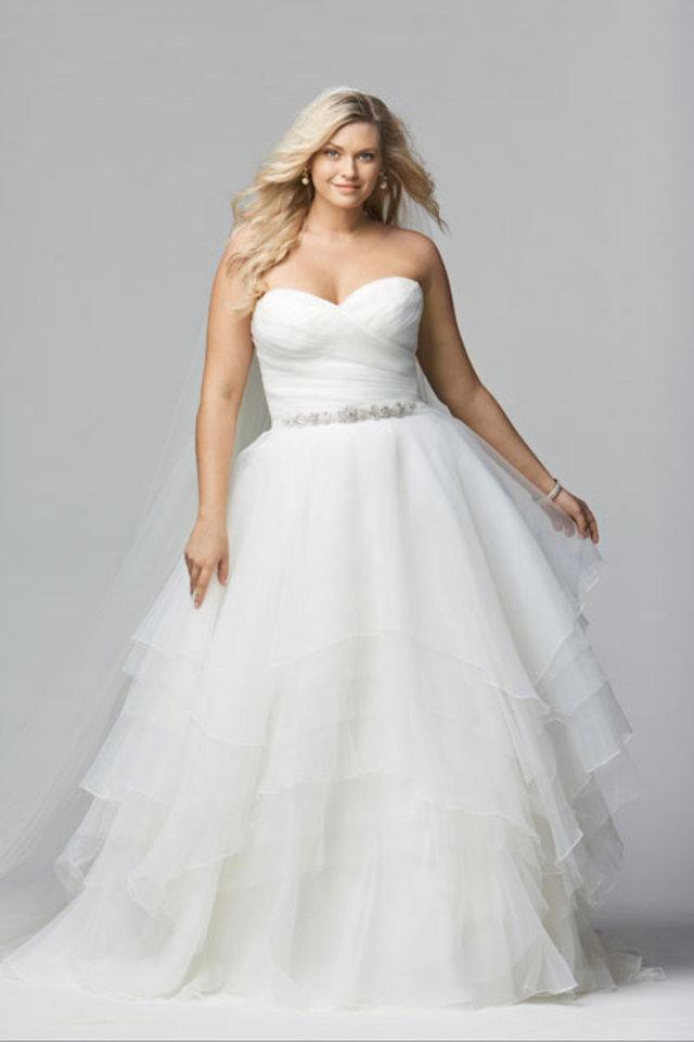 Ideas de vestidos de novia para gorditas 2017 | Vestidos | Moda 2018 ...