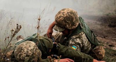 На Донбассе – снова обострение, ранены 4 бойцов