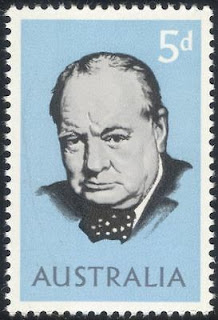 Australia 1965 Sir Winston Churchill