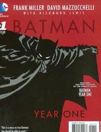 DC Comics Essentials: Batman Year One