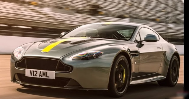 Details And Photos Of Aston Martin Vantage AMR 2018 Limited Edition   technology, technews, tech, cars, automobile, Aston Martin Vantage AMR 2018, new cars, exclusive cars, auto,