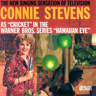 Connie Stevens - Sixteen Reasons on As Cricket In Hawaiian Eye (1960)
