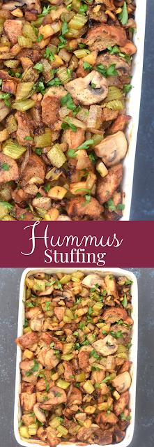 hummus stuffing recipe