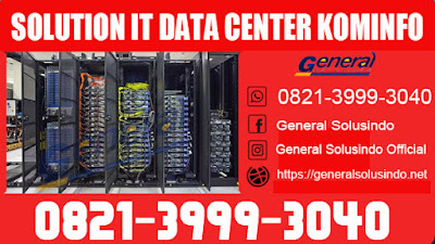 Solution IT Data Center Kominfo Jawa Timur 0821.3999.3040