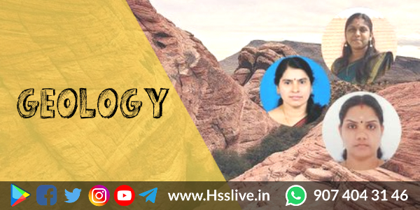 Higher Secondary Plus One/Plus Two Geology Study Notes